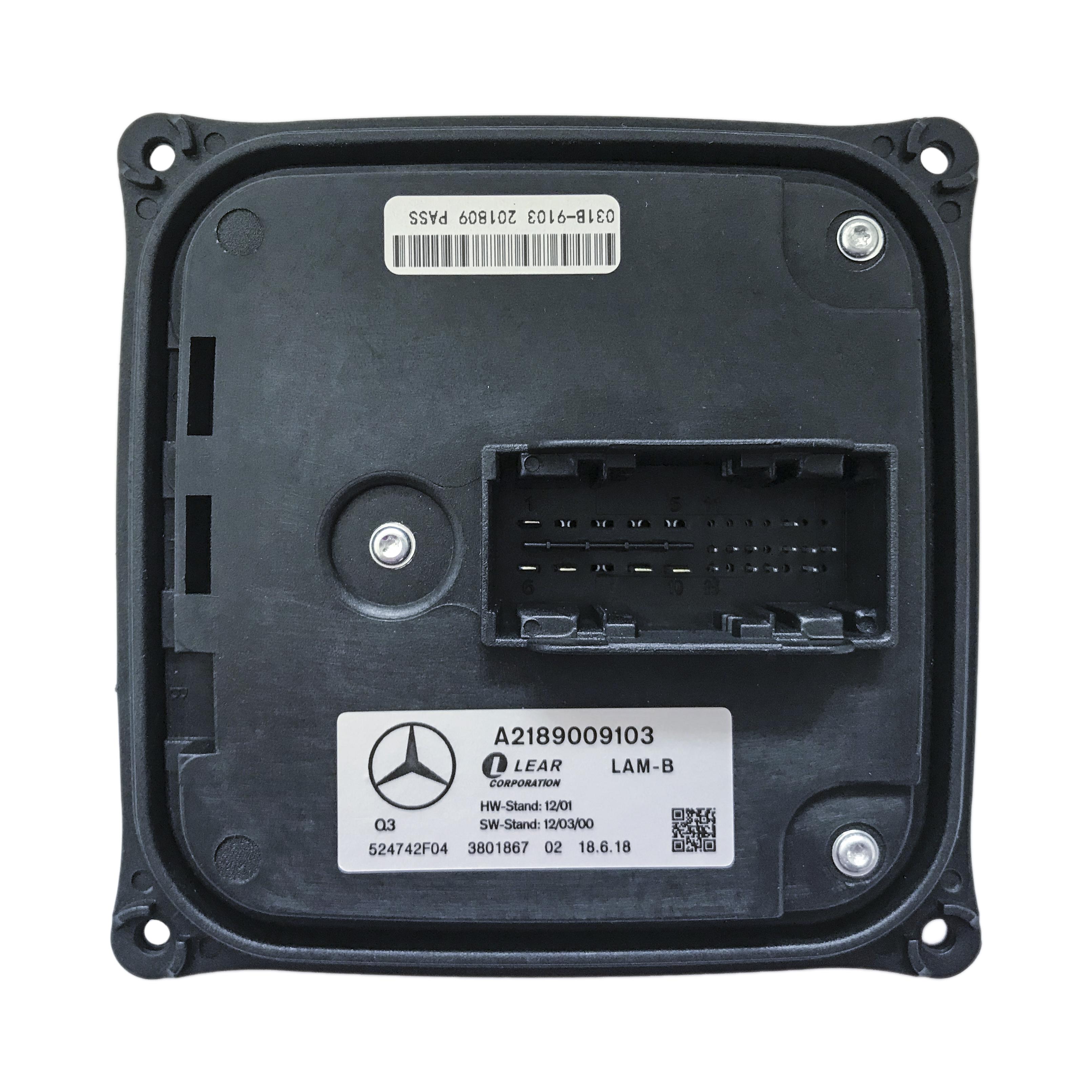 Mercedes Benz W204 Elektrisches Basismodul Original 2049067702 Hella