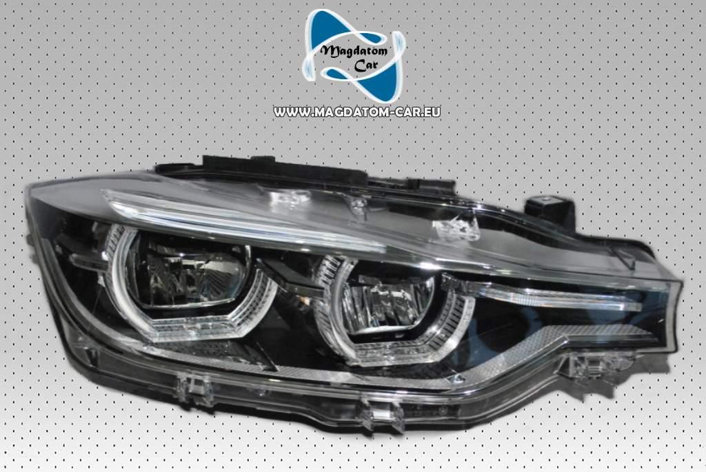 1x neu europe voll led scheinwerfer headlights bmw 3 f30 f31 m3 7453482 01 kaufen bei. Black Bedroom Furniture Sets. Home Design Ideas