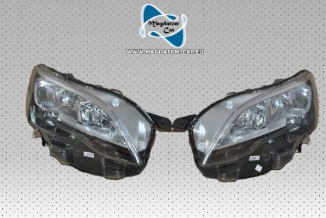 2x Neu Original Scheinwerfer Rechts und Links Peugeot Traveller 9808573580 - Vorschau 1