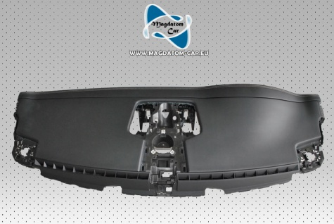 1x Neu Original Armaturenbrett Leather Dashboard Porsche Cayenne 2018 Leder Weißem Faden 9Y18570033P - Vorschau 1