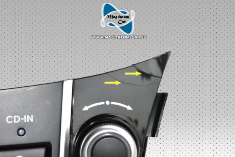 1x Neu Original Radio Navigationssystem Multimediapanel Hyundai I30 2014 96560-A6000 - Vorschau 2