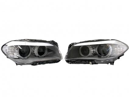 2x Neu Original Scheinwerfer Bixenon Xenon Led ohne Kurvenlicht Links und Rechts BMW 5 F10 F11 7271912-19