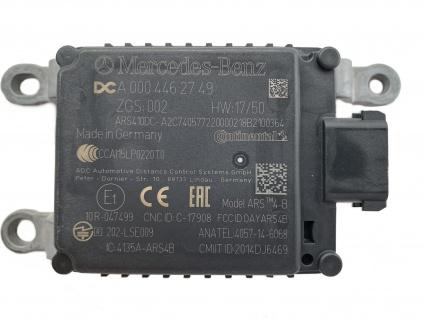 1x Neu Original Radar SG Sensor Original von Mercedes-Benz Truck Actros W963 W964 Atego W967 Arocs Antos Econic A0004462749
