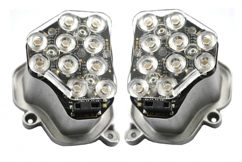 2x Neu Original Blinker Led Modul Scheinwerfer Steuergerät BMW 5 F10 F11 7271901
