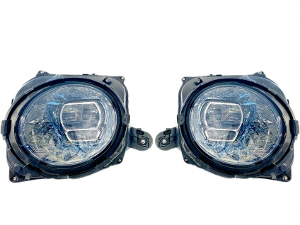 2x Neu Original Full Led Scheinwerfer Komplette Bentley Continental GT GTC 3SD094006E