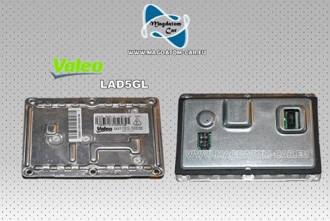 Neu Original Xenon Steuergerät Vorschaltgerät Valeo Audi A4/S4 2001-2004 4x Pins