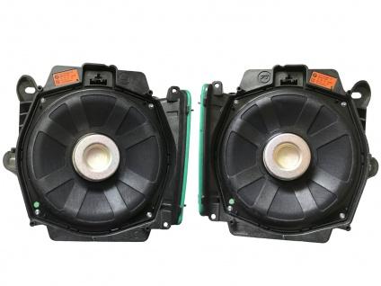 2x Neu Original Zentralbass Speakers Lautsprecher Harman / Kardon BMW 3' G20 65132622489
