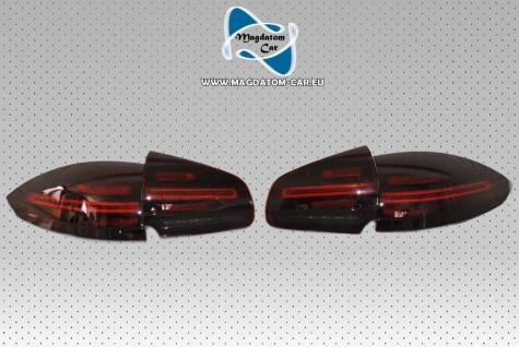 4x Neu Heckleuchte Rückleuchten LED Rear Lights Porsche Cayenne 958 TURBO