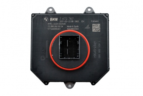 1x Neu Original LED Modul Treibermodul Für Adaptives Kurvenlicht LED Scheinwerfer BMW 5 G30 F90 M5 G31 6 G32 GT 7 G11 G12 X3 G01 X4 G02 Phantom RR11 Phantom EWB RR12 7472767