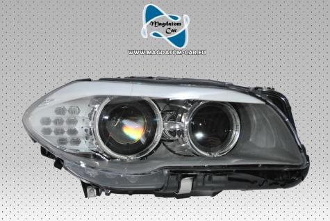 Neu Original Scheinwerfer Bixenon Xenon Led ohne Kurvenlicht Rechts BMW 5 F10 F11 7271912