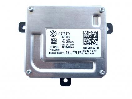Neu TFL LED Modul Tagfahrlicht DRL Day Ballast Light 4G0907697H Golf 7 Vw Touran Passat B8 Audi A7 Skoda