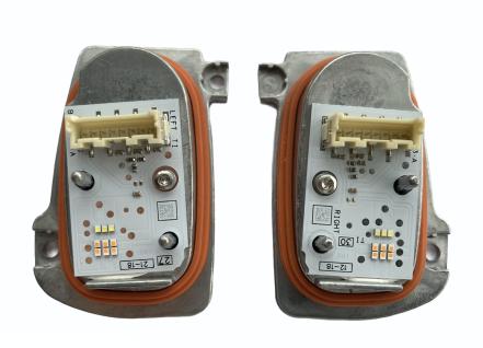 2X NEU ORIGINAL MODULE LED TFL DRL FUR LED SCHEINWERFER AUDI A3 S3 E-TRON 8V0998474A 8V0998473A