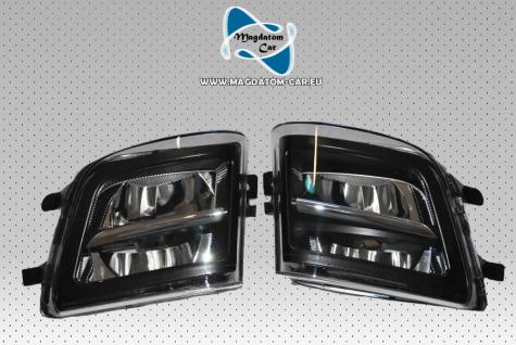 2x Neu Original Nebelscheinwerfer LED Bmw 7 LCI F01 F02 F03 ZKW Nr.739.01.152.12 - Vorschau 1