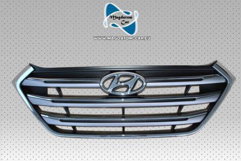 Neu Original Grill Kühlergrill Kühlergitter Frontgrill Hyundai Tucson 2015-16 86350-D7100 - Vorschau 1