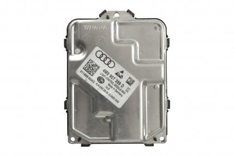 Neu Original Full Voll LED Modul Steuergerät Hauptlichtmodul Ballast Audi Q7 4M