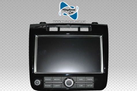 Neu Original Navi MMI Display Touch ALPINE Navigation VW TOUAREG 2011-2012 7P 7P6919603 TOUCH-SCREEN