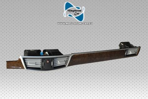 Original Dekorblende Interieurleiste Holz Frischluftdüse Mercedes E-Klasse W212 A212680XX71