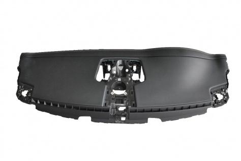 1x Neu Original Armaturenbrett Leather Dashboard Porsche Cayenne 2018 Leder Weißem Faden 9Y18570033P