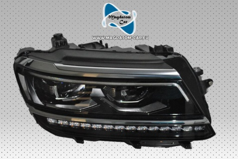 1x Neu Original VOLL LED Scheinwerfer Headlights Komplett Vw Tiguan 2 5NB941082A