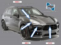 Neu Original Xenon Bixenon Brenner Birne Lampe D1S 35W fur Porsche Cayenne 957 958 2004-2014