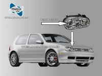Neu Original Xenon Bixenon Brenner Birne fur Vw Golf 4 IV Golf 5 V R32 Bora Jetta
