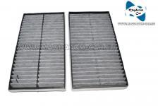 2x Neu Original BOSCH Innenraumfilter Pollenfilter Mikrofilter Bmw 5 E60 E61 6 E63 E64