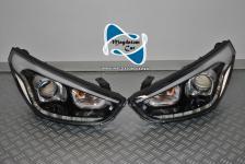 2x Neu Original Xenon Bixenon Scheinwerfer LED Links & Rechts Komplette Hyundai IX35