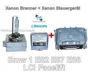 Neu Original Xenon Bixenon Steuergerät Valeo+ Xenon Brenner fur Bmw 1 E82 E87 E88 LCI Facelift ab 2007-2010