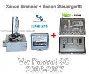 Neu Original Xenon Bixenon Steuergerät Valeo+ Xenon Brenner fur Vw Passat 3C 2006-2007