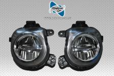 2x Neu Original Nebelscheinwerfer LED Bmw X3 F25 X4 F26 X5 F15 X6 F16 63177317252 7317252