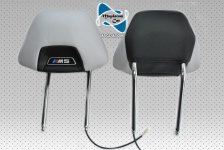 2x Neu Original Kopfstütze Headrest Leder M5 Silverstone 8071313 Bmw M5 F90 G30 G31