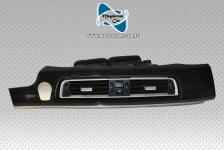 Original Gebrauchte Dekor Blende Cockpit Frischluftdüse Interieurleiste Holz BMW 7' F01 F02 LCI 9232145