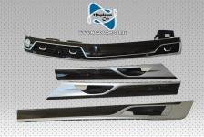 Original Gebaruchte Set Dekorblende Blende Zierleisten Interieurleisten Dekorleisten Edelholzausführung BMW G11 G12 11474322