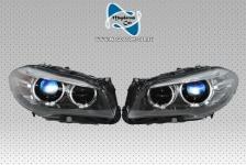 2x Neu Original Scheinwerfer Bixenon Xenon Led ohne Kurvenlicht Links und Rechts BMW 5 F10 F11 LCI 7343911-08