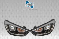 2x Neu Original Scheinwerfer LED Links & Rechts Komplette Hyundai IX35