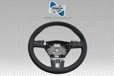 Neu Original Lenkrad DSG Steering Wheel Schwarz Leder + Multifunktion Ohne AirBag fur Vw Passat B8 Golf 7 Plus Jetta 5G0419091