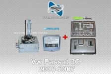 Neu Original Xenon Bixenon Steuergerät Valeo+ Xenon Brenner fur Vw Passat 3C 2006-2009