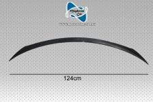 1x Neu Original Echte CARBON Splitters Stoßstange hinten Spoiler für Mercedes E-Klasse A238 Cabriolett Coupe A2387900200