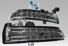 2x Neu Original Spiegelblinker Links und Rechts Mercedes C-Klasse W 204 E-Klasse W212 A-Klasse W176 B-Klasse W246 CL W216 CLS C218 GLK X204 GL X166 ML W166 S-Klasse W 221 A2129067201