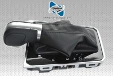 Neu Original Schaltknauf Leder Leather Gear Knob DSG Automatik Vw Passat B8 2015-2017 3G1713203C