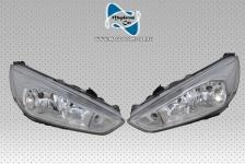 2x Neu Original Scheinwerfer Led Tagfahrlicht TFL nicht Komplette Rechts + Links Ford Focus MK3 F1EB-13W029-AFB