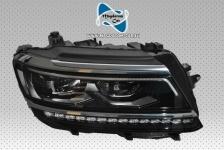 1x Neu Original VOLL LED Scheinwerfer Headlights Komplett Vw Tiguan 2 5NB941082A
