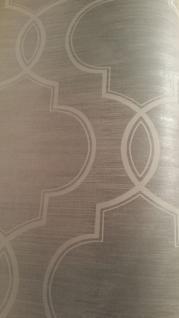Tapete, Designtapete, Ornamente, Streifen, elegant, modern, Retro, Luxus - Vorschau 2
