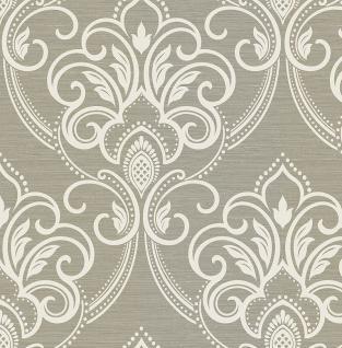tapete designtapete ornamente elegant modern kaufen bei abc living. Black Bedroom Furniture Sets. Home Design Ideas