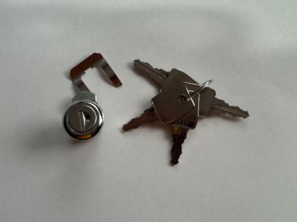 Briefkastenschloss/Hebelzlinder R1 passend für Renz 97-9-95085 mit 4 Schlüssel - Vorschau 2