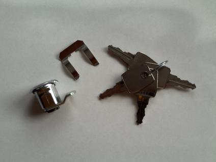 Briefkastenschloss/Hebelzlinder R1 passend für Renz 97-9-95085 mit 4 Schlüssel - Vorschau 3