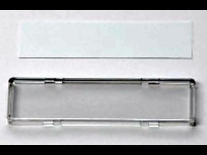 Klingeltasterabdeckung passend für Renz 85-116 und JU 21-111 und DAD