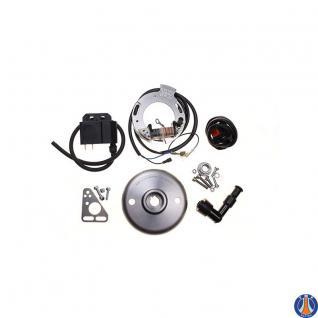 STK-8125 Stator Kit - Ignition only Sachs Engine Wassell, Sprite, Saracen, Penton, DKW, Hercules, K125 GS