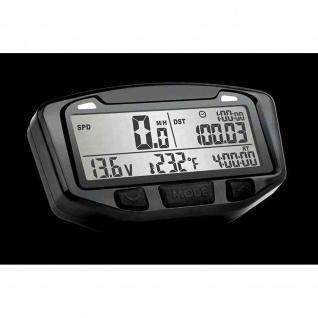 TrailTech Striker, Digitaltacho Batterieanzeige Suzuki RMZ 250/450 08-13 Suzuki DRZ 400 00-13 Kawasaki KLX 400 00-13