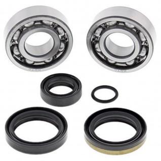 Crank Shaft Brg Kit KTM 50 SX 10-17, 50 SXS 11-14, SX 50 Mini 09-17, SX PRO JR 50 09